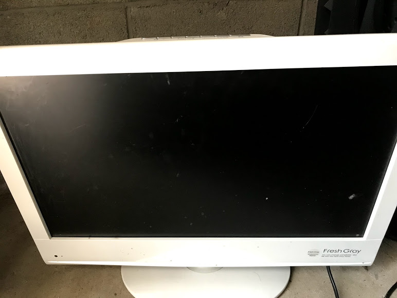 広島市で家電リサイクル法対象テレビを自己搬入する方法
